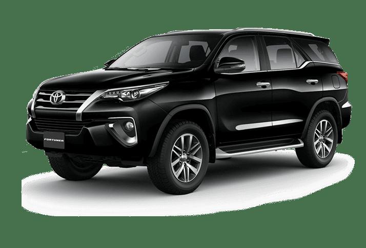 Rental Mobil New Fortuner VRZ 4X4 Pontianak - CV RPM